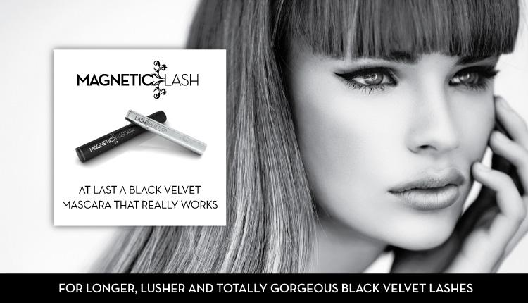 For Longer, lusher and totally gorgeous black velvet lashes