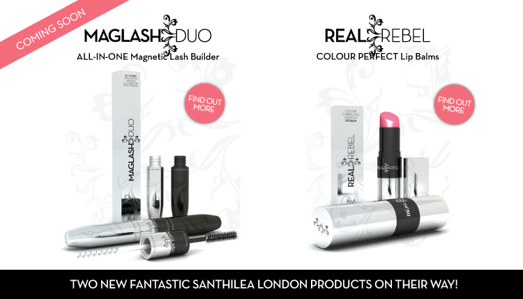 Two Fantastic New Santhilea London Products on their way